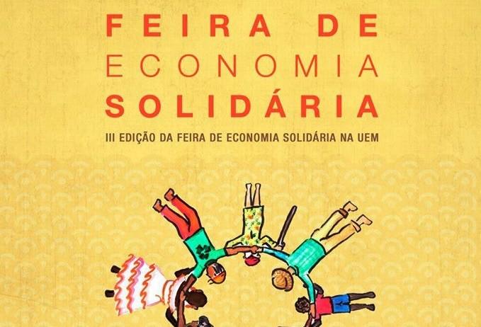 Evento na UEM comercializará produtos de empreendimentos econômicos solidários
