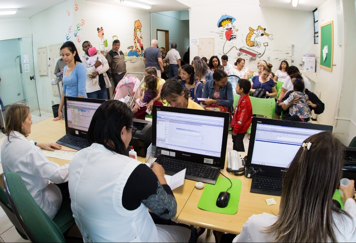 Atendimentos da Sala de Vacina serão realizados nas UBSs