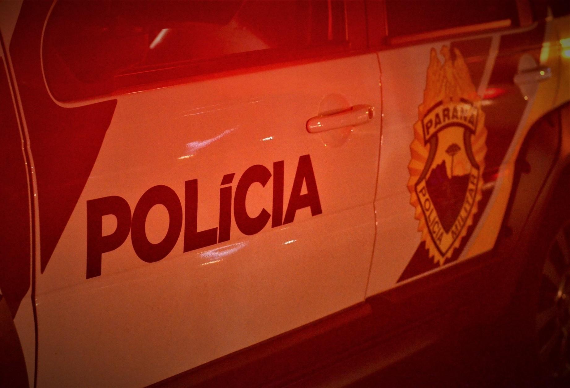 Família é feita refém durante roubo a fazenda, em Astorga