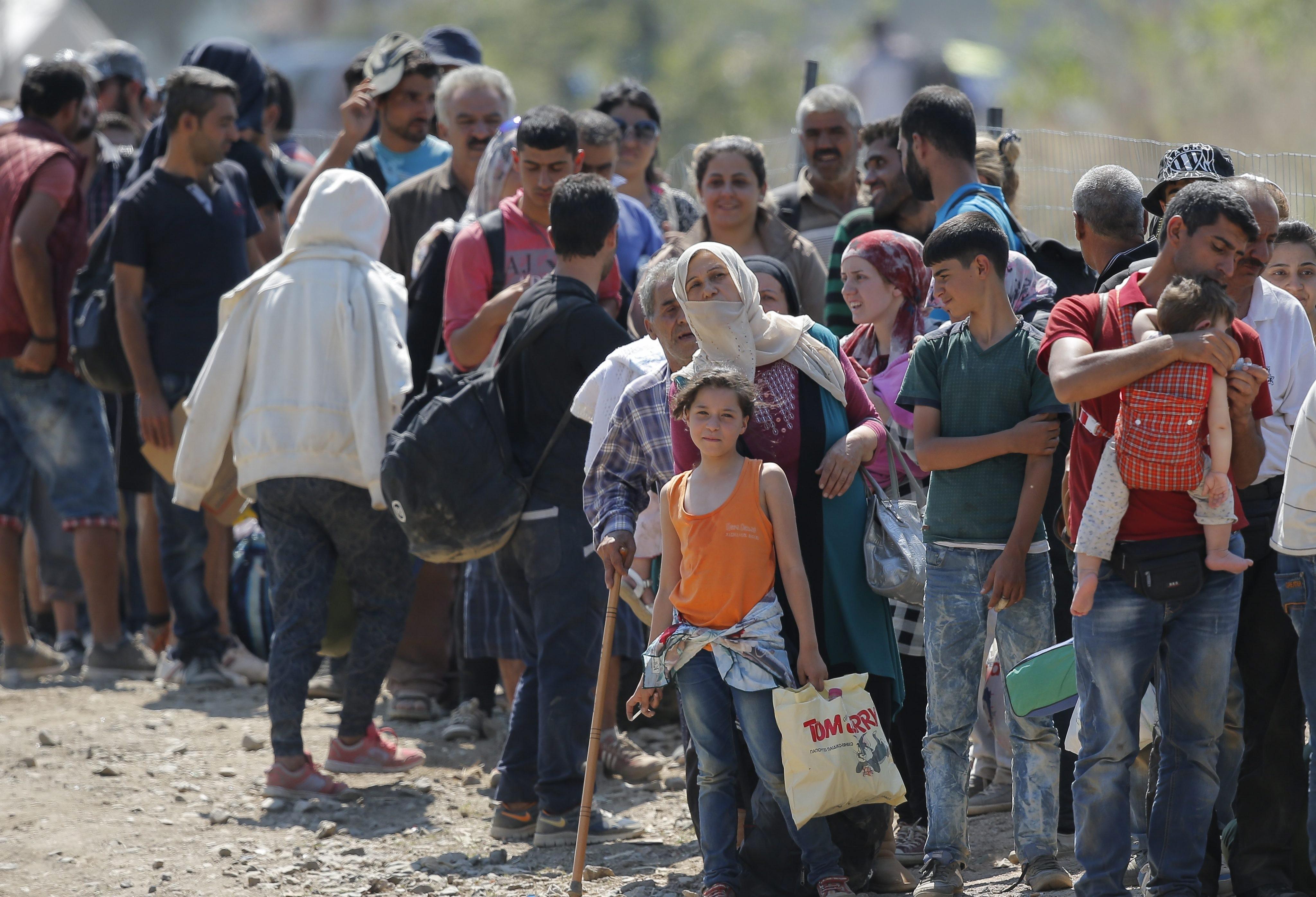 Imigração é fator importante quando se precisa reduzir a idade média da população