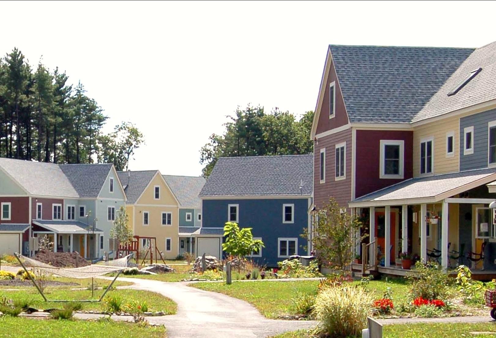 'Cohousing' é compartilhamento de espaço e experiências