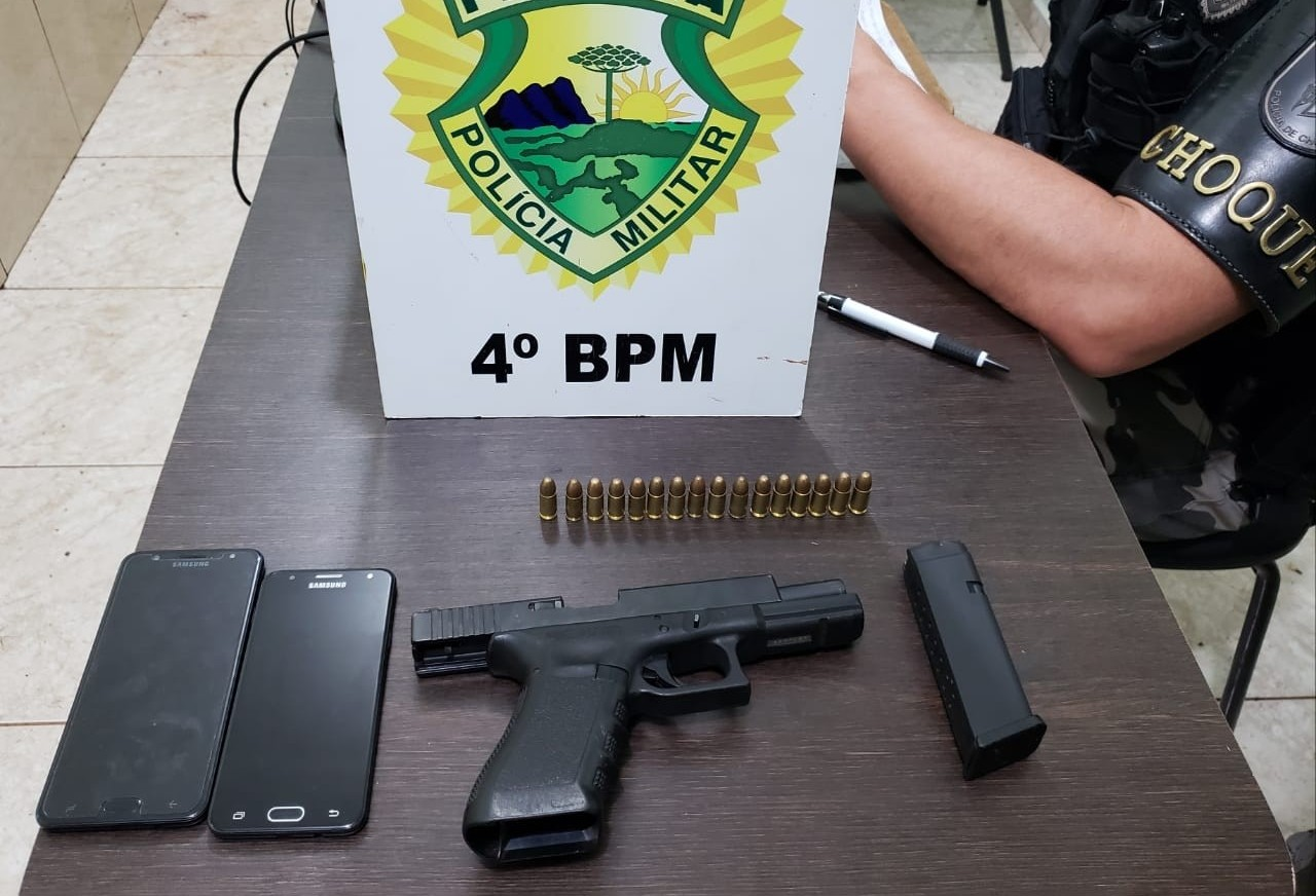 Jovem é morto após atropelar oito pessoas em Maringá