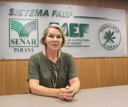 Débora Grimm assume superintendência do Senar-PR