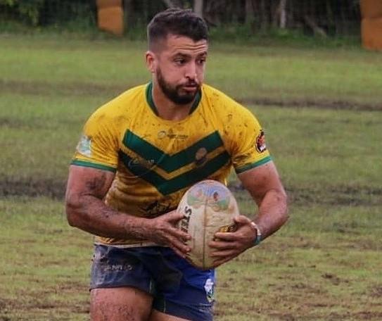 Atleta maringaense é convocado para a seleção brasileira de rugby