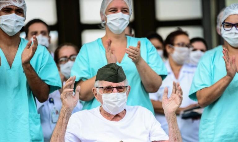 Superação da Covid-19 não acaba quando se tem alta do hospital