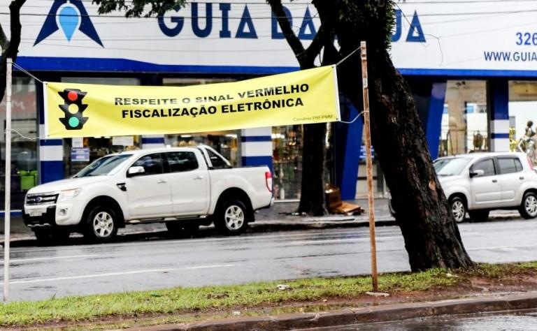 Acidentes na Av. Colombo reduzem 47% com a fiscalização eletrônica
