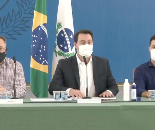 Covid-19: Governo do Paraná decreta 'lockdown' em todo o estado