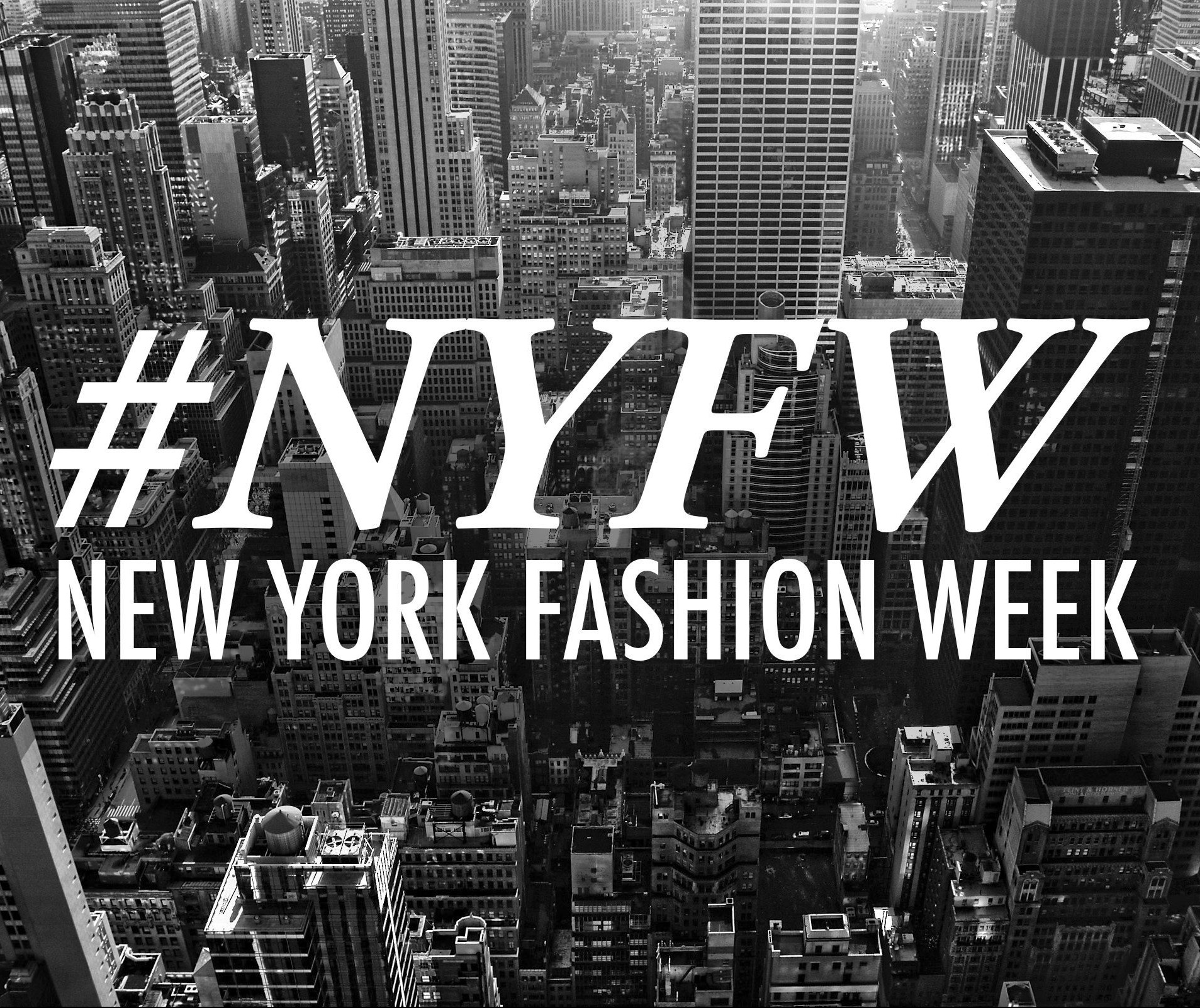 Assunto de hoje: New York Fashion Week
