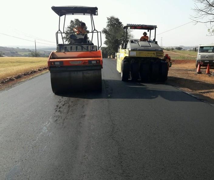 Paraná prepara projeto para duplicação da PR-317 entre Iguaraçu e Santo Inácio