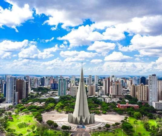Maringá volta a ser a melhor entre as grandes cidades do Brasil
