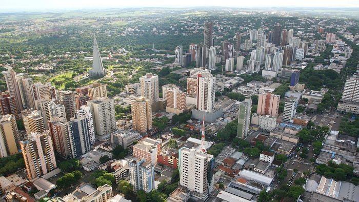 Maringá tem 13 das maiores empresas do Sul do país
