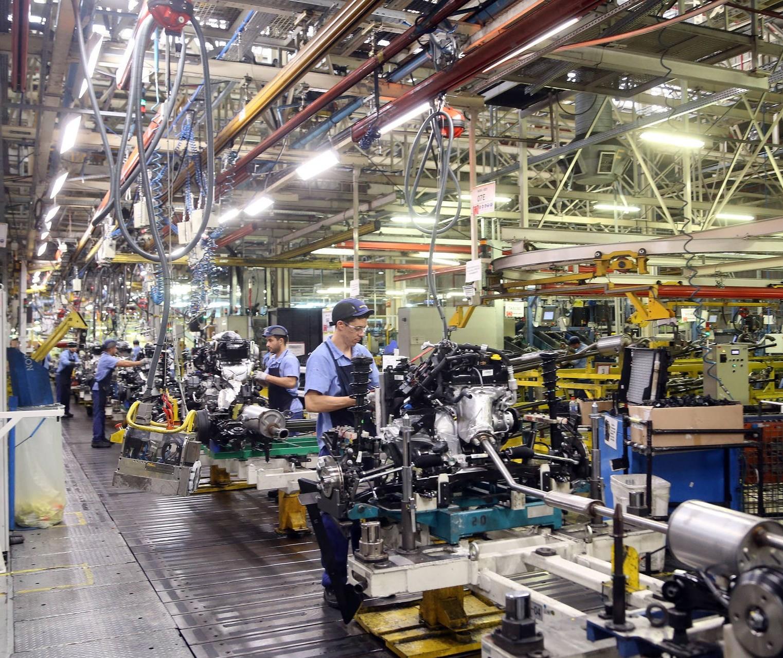 Confiança do empresário do setor industrial do Paraná cai em setembro