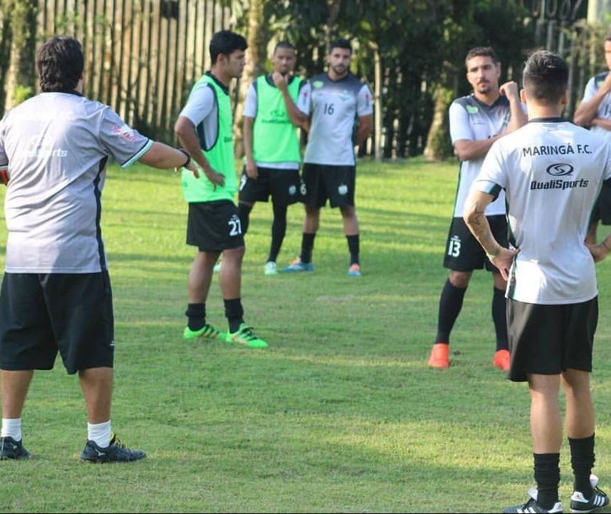 Maringá FC encara Toledo pela semifinal da Taça FPF