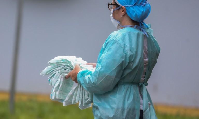 Trabalhadores da Saúde são os que mais confirmaram Covid-19 em Maringá