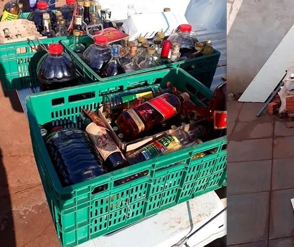 Ex-prefeito de Paiçandu é condenado por falsificação de bebidas alcóolicas