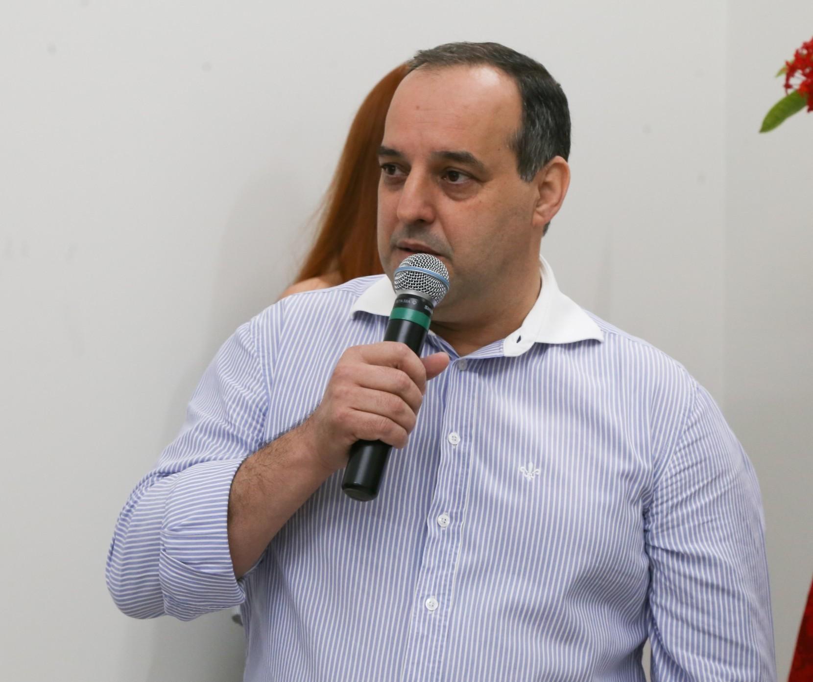 César França permanece como secretário de Recursos Humanos da Prefeitura de Maringá