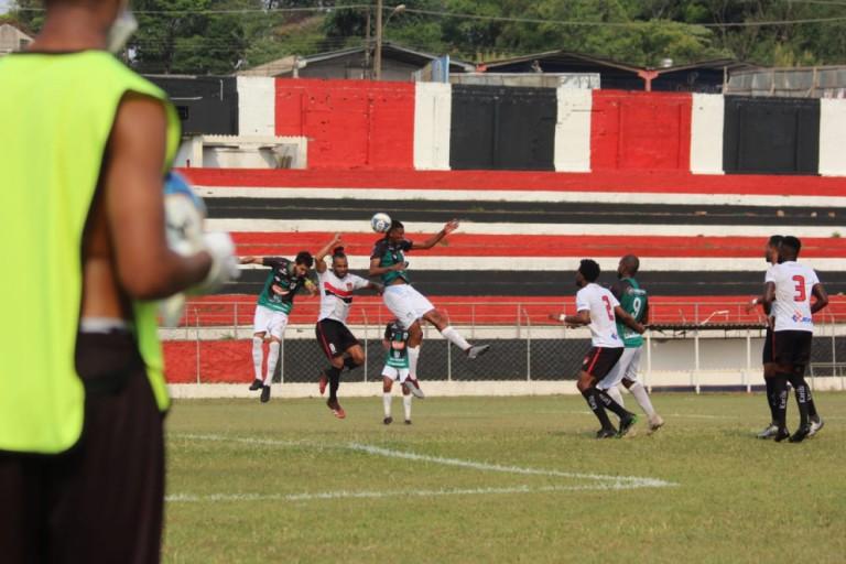 Fora de casa, Maringá FC empata com Apucarana