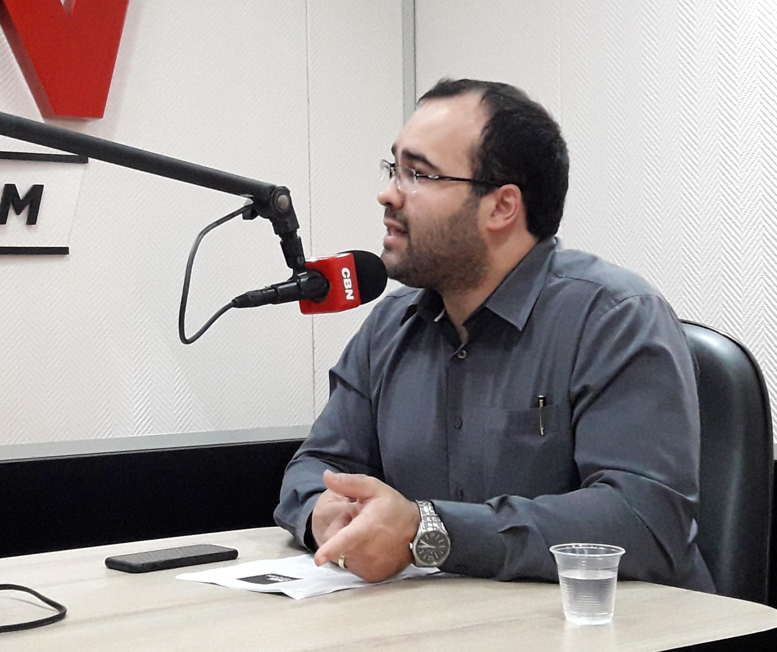 """Jean Marques (PV) apresentou projetos na linha da """"liberdade econômica"""""""