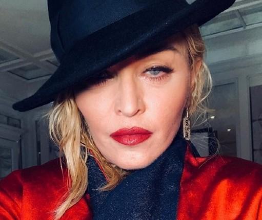 Madonna continua influenciando a moda