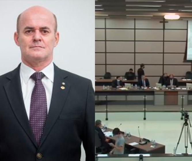 Secretário de Patrimônio será ouvido por parlamentares nesta terça-feira (23)