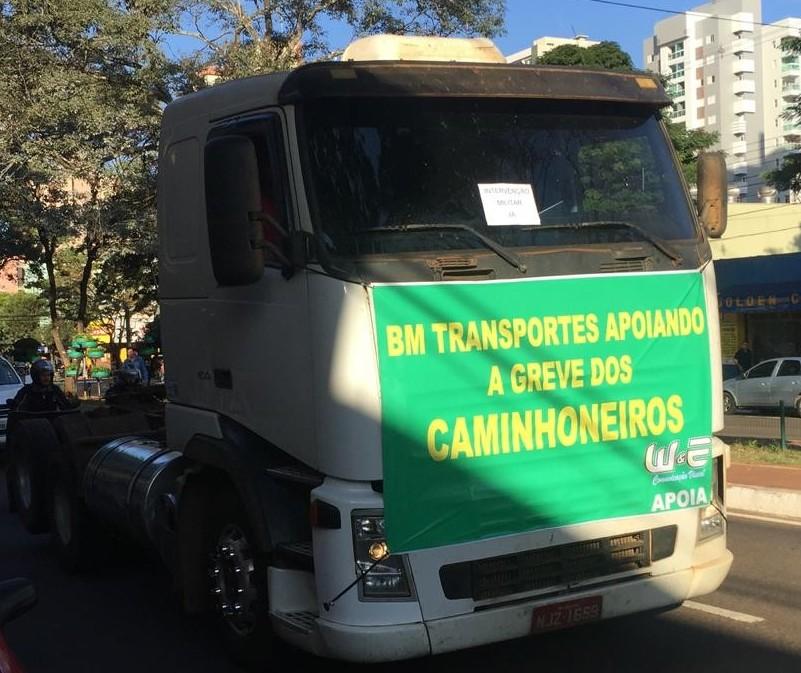 Apenas 18% da produção são transportados por trens no Paraná