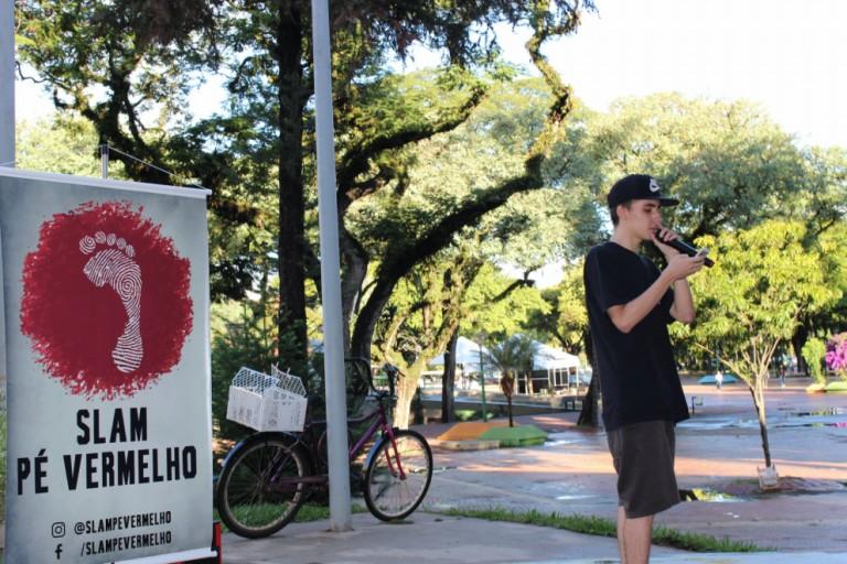 Campeonato de poesia falada chega à final em Maringá