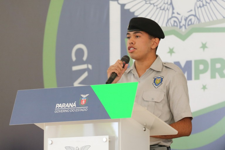 Maringá deverá ter cinco colégios cívico-militares