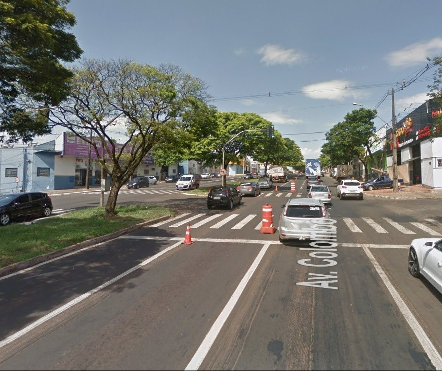 Avenida Colombo vai voltar a ser fiscalizada pela prefeitura