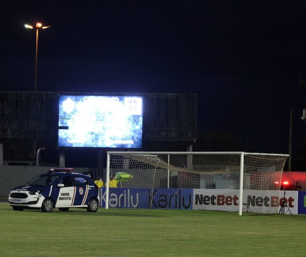 Jogo do MFC x Londrina é cancelado após recomendação do MP