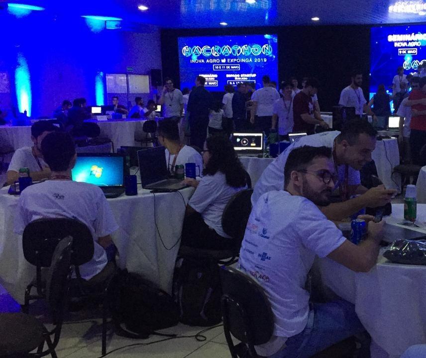 Hackathon Inova Agro 2019 tem recorde de inscritos