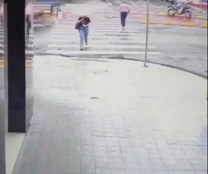 Morre no hospital idoso atropelado por motociclista na Avenida Brasil, em Maringá