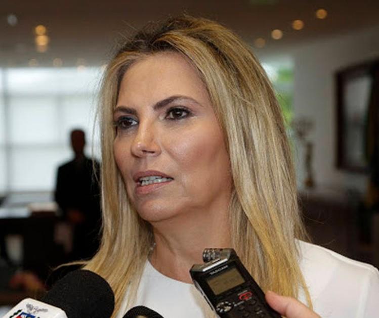 Ex-governadora do Paraná, Cida Borghetti está com coronavírus