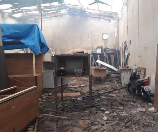 Polícia abre investigação para apurar explosão de cilindros de oxigênio em Maringá