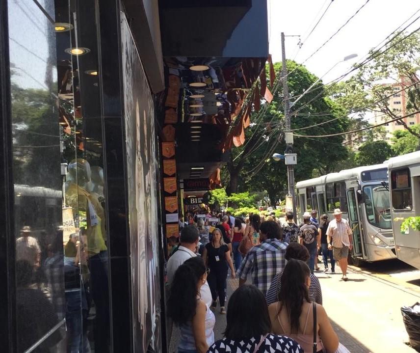 Maringá Liquida termina nesse domingo (16)