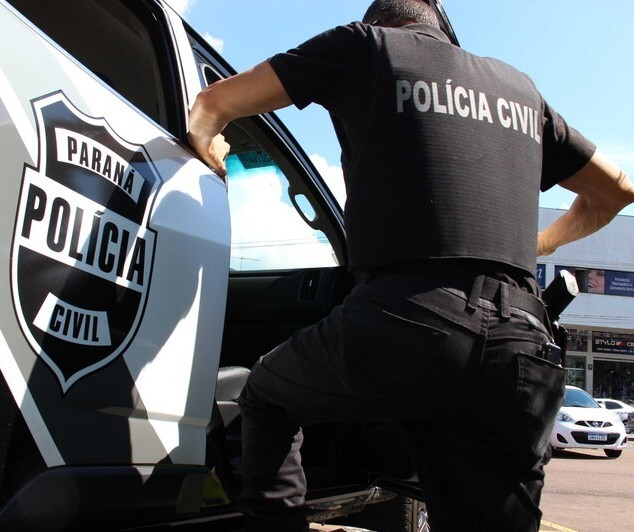 Polícia Civil faz operação contra fraude em financiamentos de veículos em Maringá