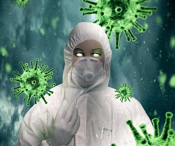 Vírus denuncia nossos limites humanos