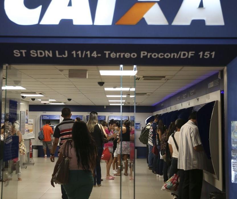Oito agências da Caixa Econômica estarão abertas no sábado (30), em Maringá