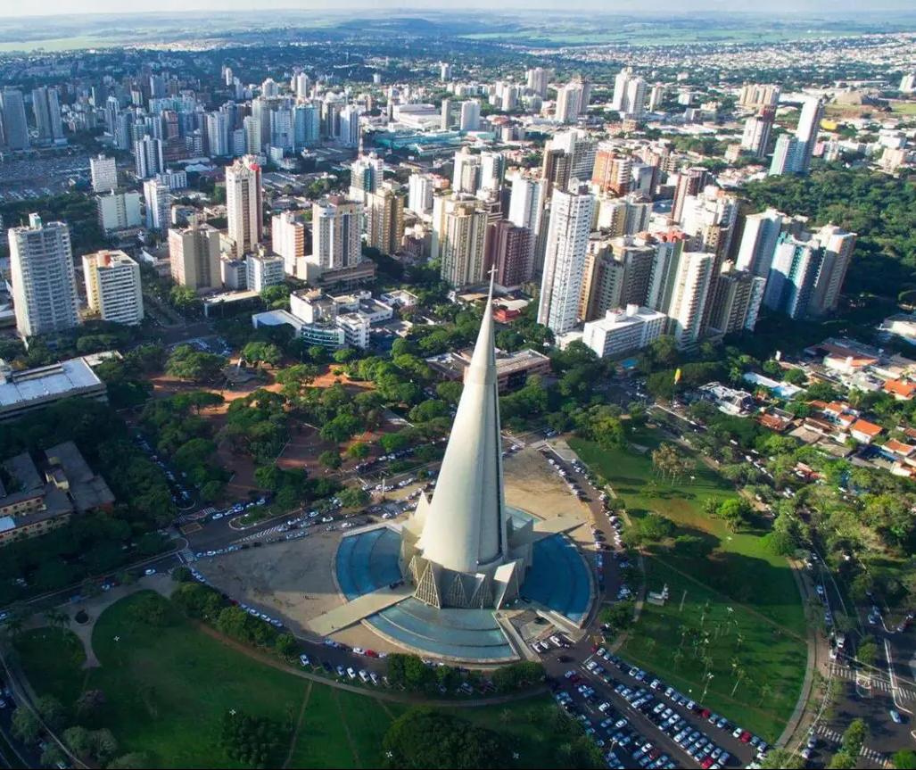 Ranking indica Maringá como a 2ª cidade mais inteligente do Paraná
