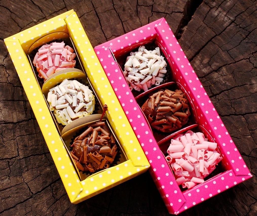 Delivery de doces artesanais é alternativa para presentes