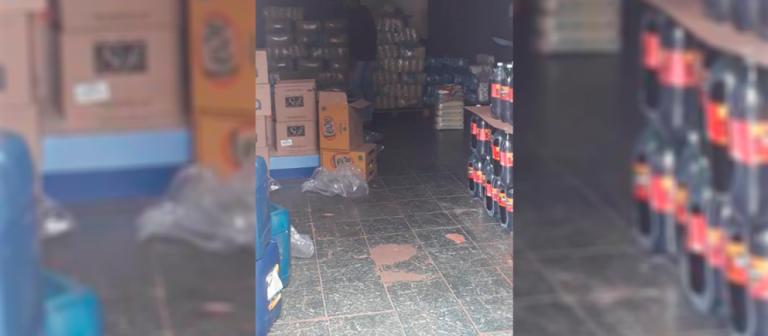 Fiscalização multa armazém em Sarandi que vendia combustível e produtos vencidos