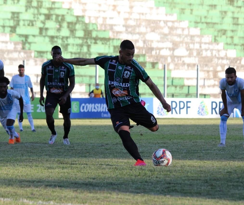 Maringá FC enfrenta o Coritiba na segunda rodada do Paranaense