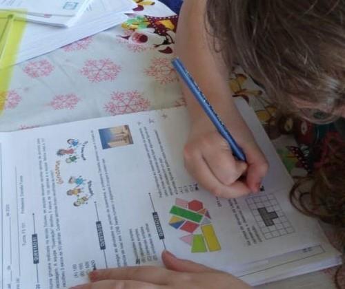 Filhos em casa: Como lidar com a educação deles?
