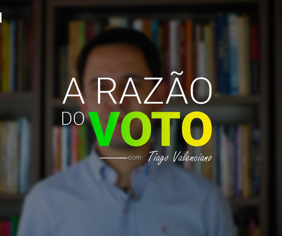 """""""A Razão do Voto"""" é a nova websérie da CBN Maringá"""