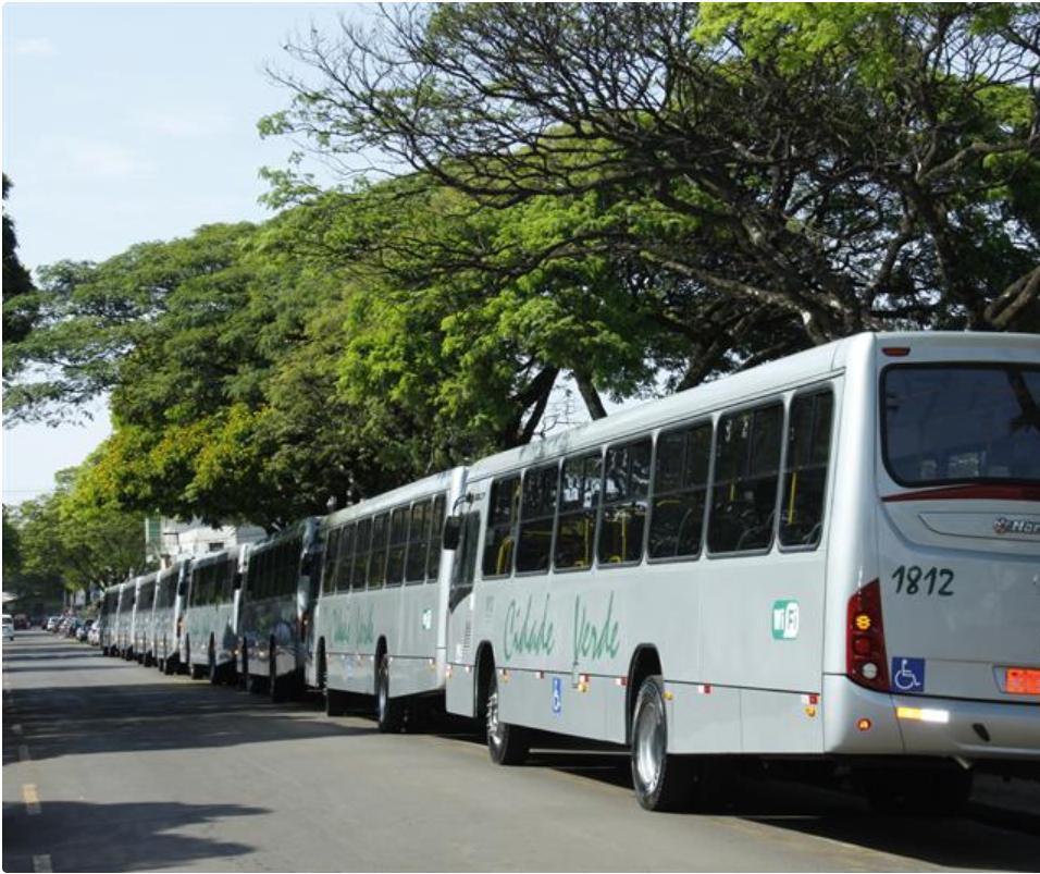 Transporte intermunicipal de ônibus está proibido a partir de segunda-feira (23)