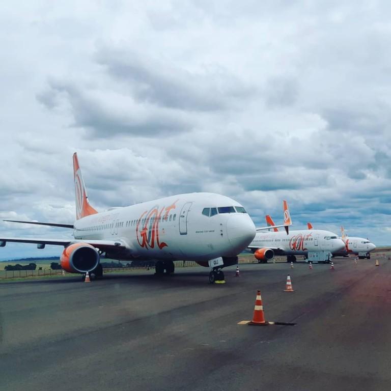 Depois de uma lenta recuperação, aeroporto volta a perder passageiros