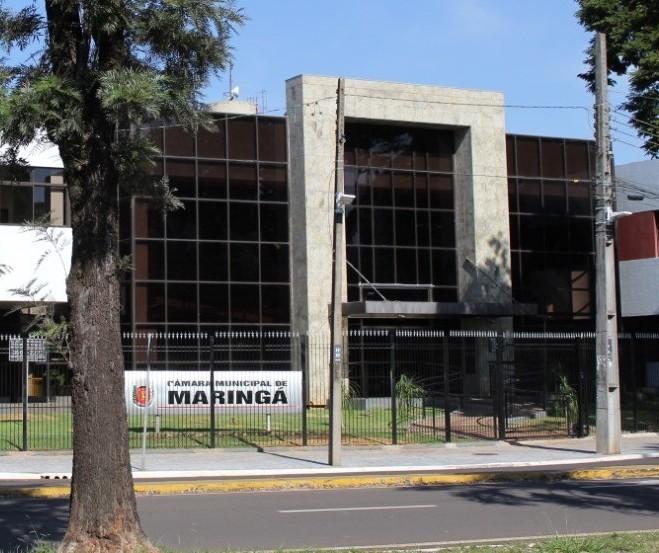 Câmara de Maringá renova contrato com empresa de segurança