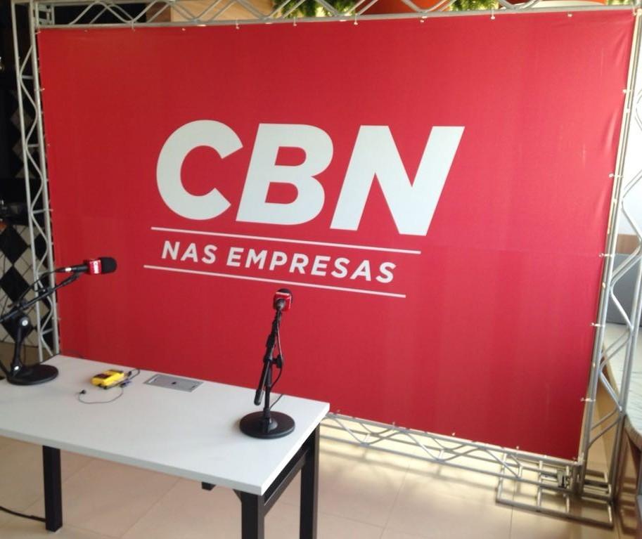 Nessa terça-feira (30), as duas edições do CBN Maringá serão apresentadas na Tecnospeed