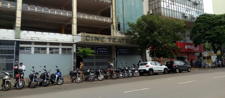 O que o futuro reserva ao Cine Teatro Plaza?