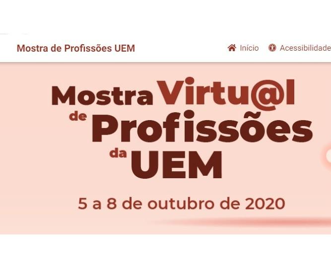 Mostra virtual de profissões ajuda alunos a conhecerem e decidirem sobre o futuro profissional