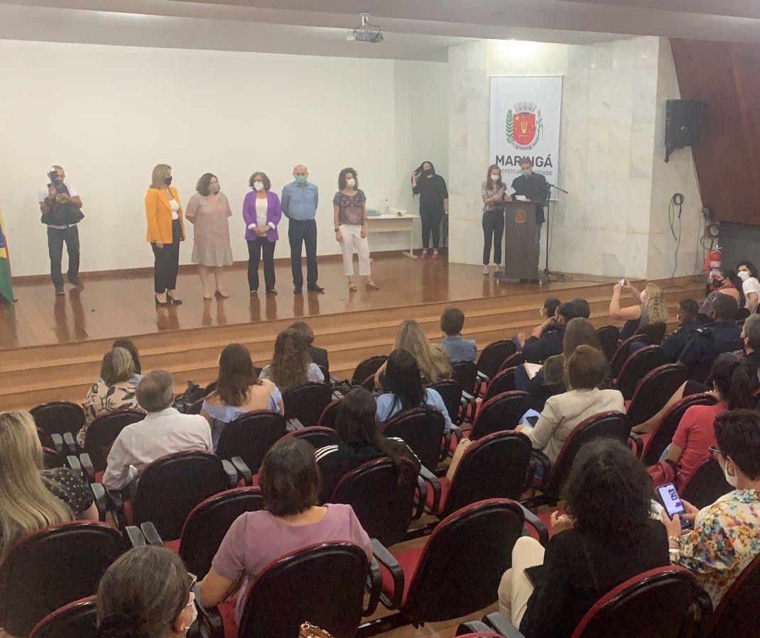 Maringá lança Rede Mulher para integrar os serviços de atendimento à mulher em situação de violência